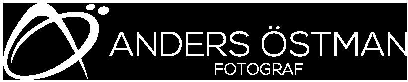 Fotograf Anders Östman Logotype