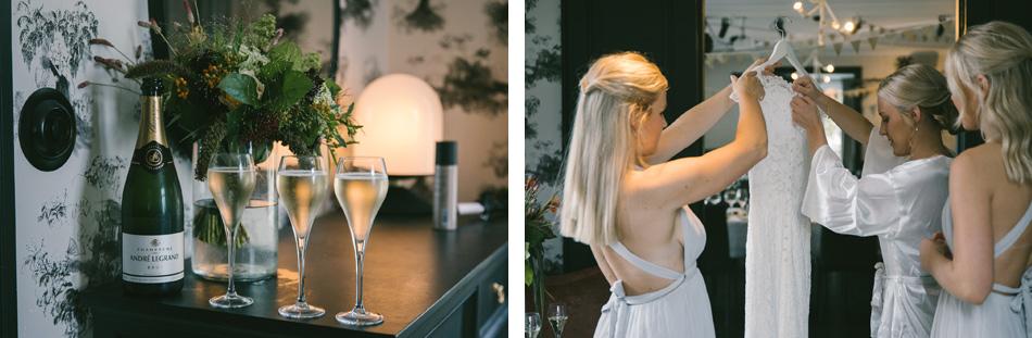 Bröllopsfotograf Anders Östman Villa Vanahem