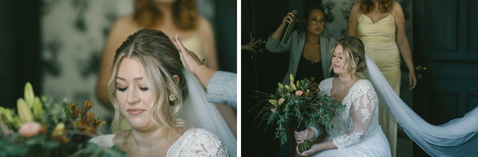 Bröllopsfotografering, Fotograf Anders Östman, Karin & Daniel