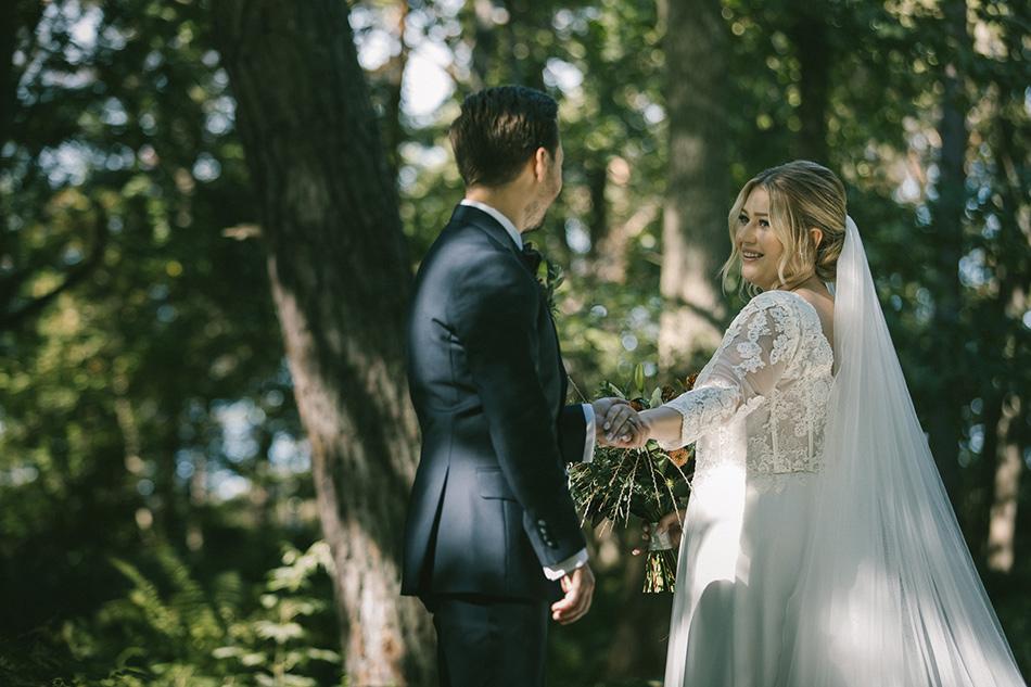 Bröllop Karin & Daniel, Fotograf Anders Östman
