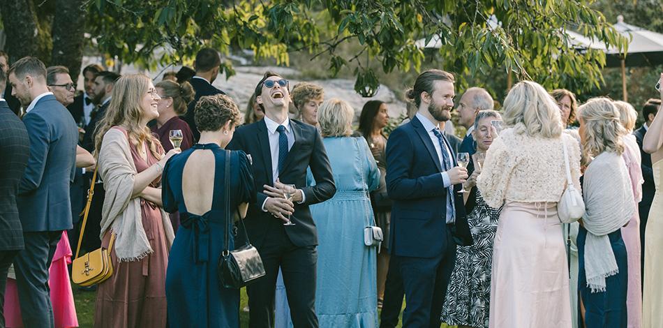Bröllopsfotografering, Villa Vanahem, Karin & Daniel, Fotograf Anders Östman